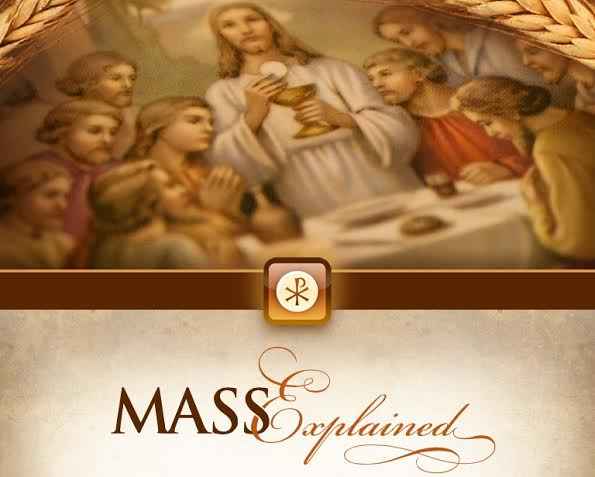 The Mass Explained App