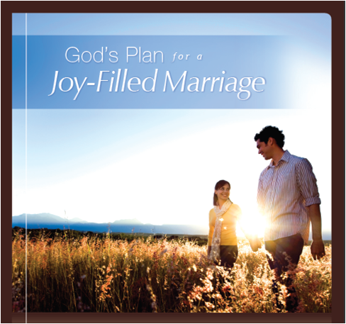 God's Plan for Joy-Filled Marriage pic