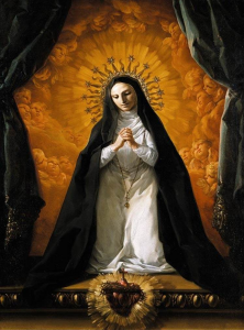 St_Margaret_Mary_Alacoque_Contemplating_the_Sacred_Heart_of_Jesus