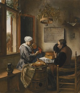 Jan_Steen_-_The_Prayer_Before_the_Meal,_1660