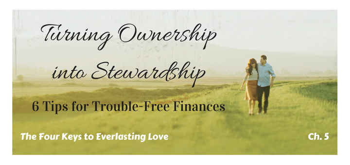 Printable Worksheets on Marital Finances #freebie #4KEYS