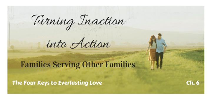 Printable Worksheets on Family Community Service #freebie #4KEYS