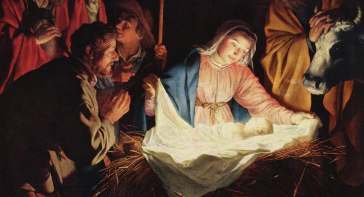 Mary CHRISTmas!!!