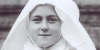 Ask This Saint for Help and Gather Roses All Your Life