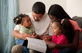family and Bible