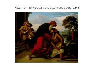Online Retreat Prodigal Son slide
