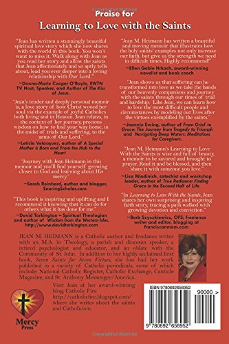 Learning to Love with the Saints - back cover
