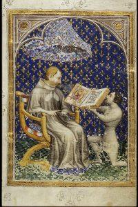 Scholar Jean de Vaudetar