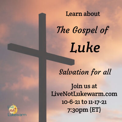 Three reasons to take a course with the LiveNotLukewarm community